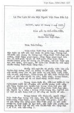 Tội Ác Của Tập Thể Con Chúa Chống Lại Tổ Quốc Việt Nam Trong Những Năm 1954-1975 Như Thế Nào?